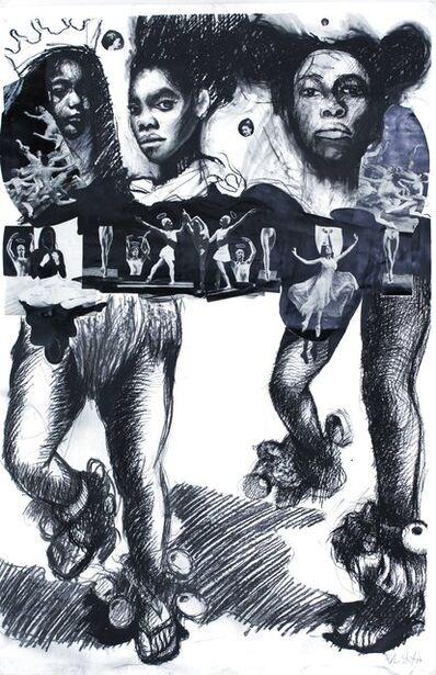 Ronald Muchatuta, 'To Negotiate '