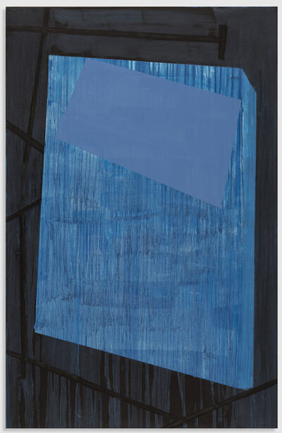 Judy Cooke, 'Black and Blue', 2015