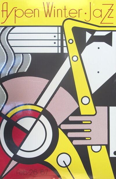 Roy Lichtenstein, 'Aspen Jazz', 1967