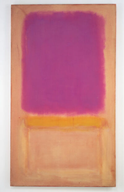 Mark Rothko, 'Violet Center', 1955
