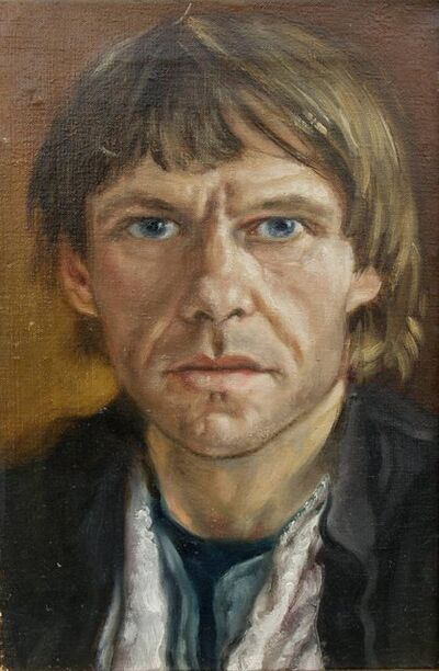 Anthony Christian, 'Self Portrait, Paris ', 1978