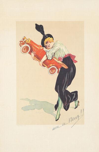 Anonymous, 'Avoir la Benz.', ca. 1920