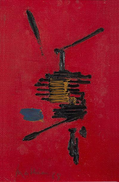 Georges Mathieu, 'Composition', 1968