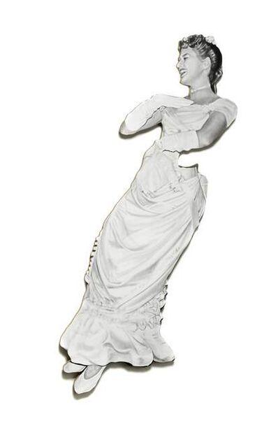 Nina Mae Fowler, 'Ingrid (Leaning Board VI)', 2013