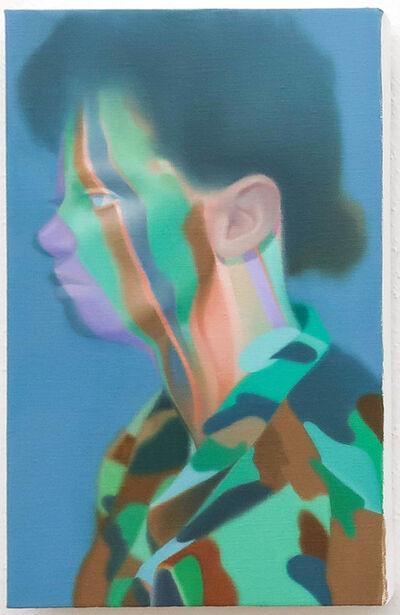 Jake Kean Mayman, 'Tellez', 2018