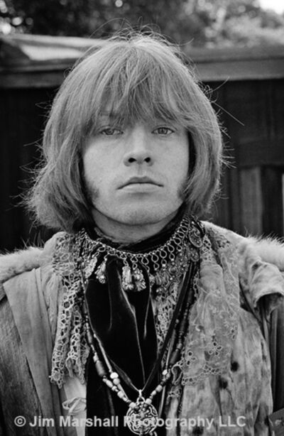 Jim Marshall, 'Brian Jones at Monterey Pop Festival', 1967