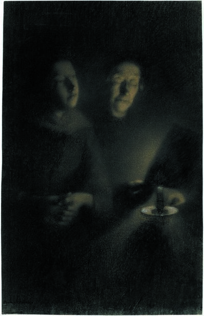 Albert Lebourg, 'Portrait of the artist's wife and mother in law', 1879