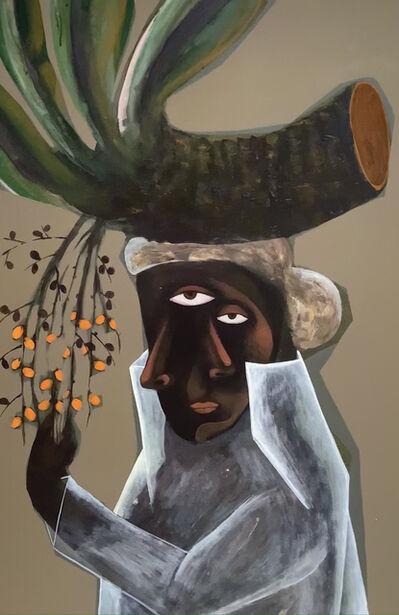Souad Abdelrassoul, 'Longing', 2021