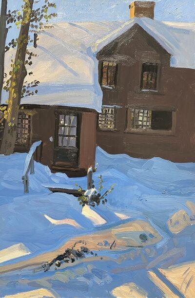 George Nick, 'Meriam House, Concord, 1 Feb', 1996