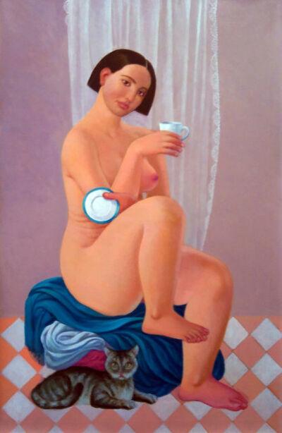 Faisel Laibi Sahi, 'Fortuneteller', 2006