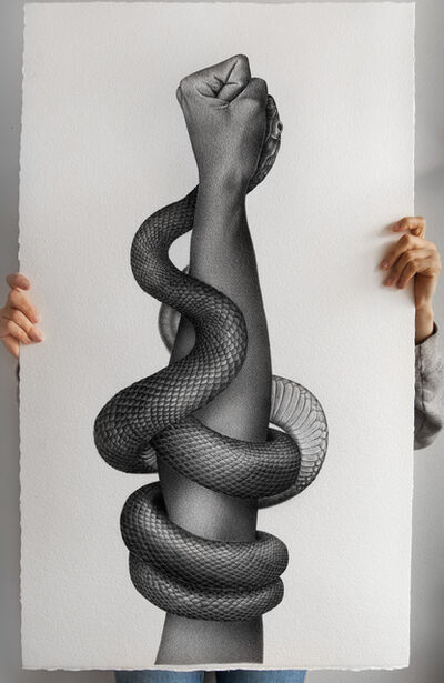 Julia Koceva, 'Serpentdipity', 2018