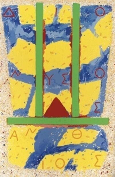 Joe Tilson RA, 'Dionysos Anthios (I)', 1990-1991