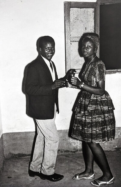 Malick Sidibé, 'Soirée', ca. 1967