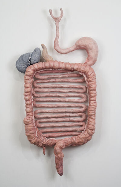Jim Shaw, 'Dream Object (Digestive tract sculpture)', 2007