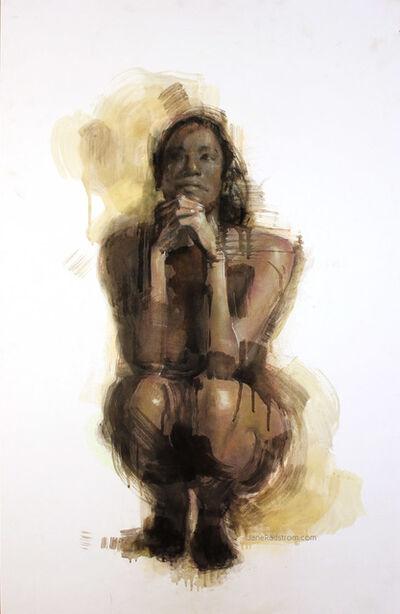 Jane Radstrom, 'Girl Crouching', 2013