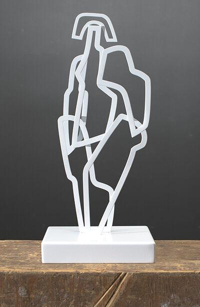 America Martin, 'Woman Standing', 2019