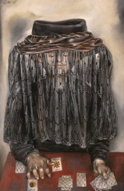 Enrique Grau, 'The Fortune Teller', 1965
