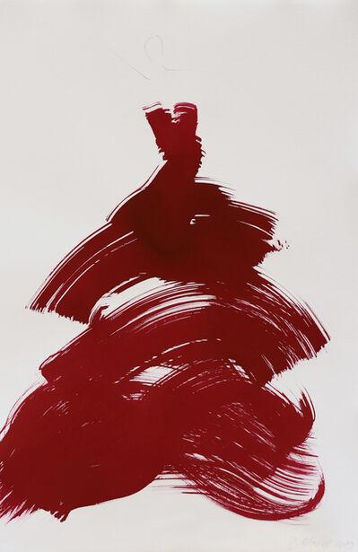 Bettina Mauel, 'The Red Cloth 139', 2019