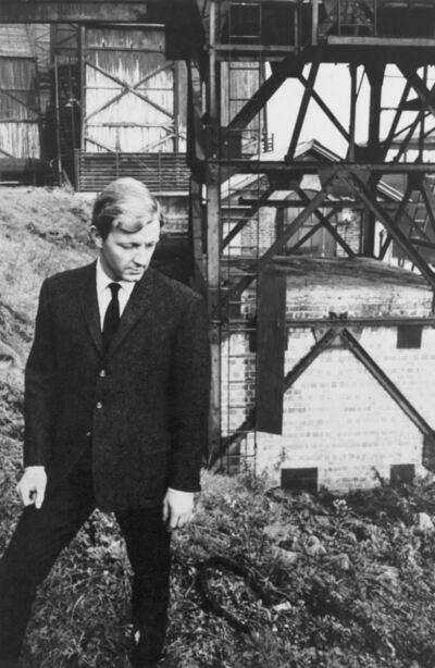 Terence Donovan, 'Tim Davies, Grove Road Power Station, London, 31 October', 1960