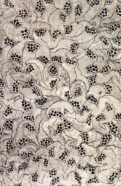 Yayoi Kusama, 'Bloom 71/75', 1995