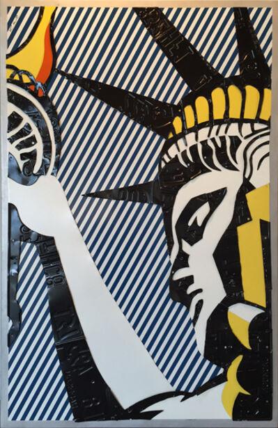 Michael Kalish, 'Ode to Lichtenstein - Liberty', ca. 2008