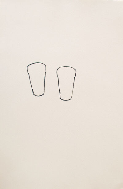 Nate Cassie, 'Temperance (empty)', 2014