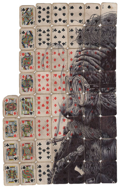 Mark Powell, 'Play the Hand', 2019