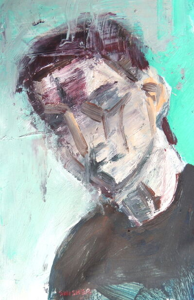Charles Swisher, 'Head - M', 2020