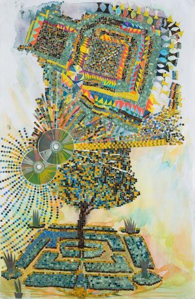 Paula Wilson, 'Data Unloaded', 2008