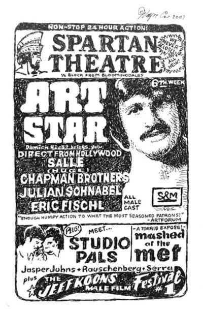Wayne Coe, 'Art Star', 2007