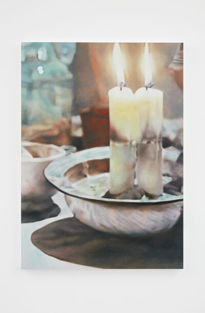 Judith Eisler, 'Candles', 2018