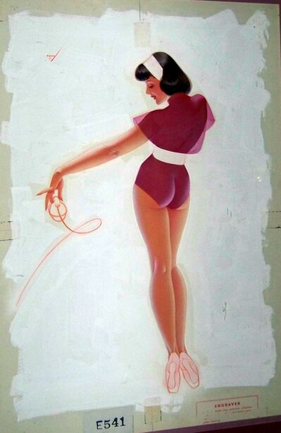 George Petty, 'True Magazine Illustration', 1948