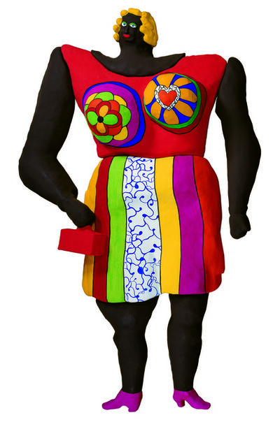 Niki de Saint Phalle, 'Dolorès', 1968-1995