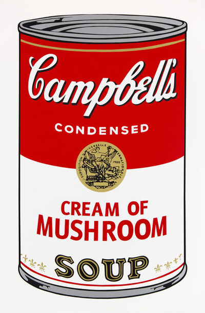 After Andy Warhol, 'Campbell's Soup Can 11.53', 2018