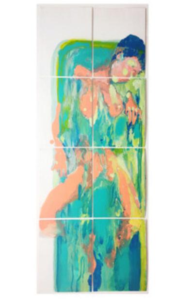 Tina Graf, 'Das Sonntagsbad (Ophelia Nr. 2/3), The Sunday's bath (Ophelia No. 2/3)', 2018