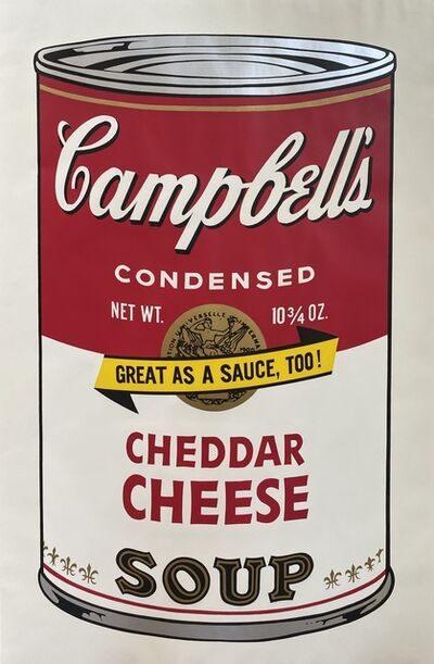 Andy Warhol, 'Campbell's Soup II, 1969 Cheddar Cheese F&S II.63', 1969
