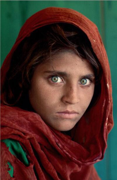 Steve McCurry, 'Afghan Girl (Sharbat Gula)', 1984