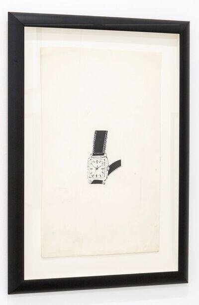 Andy Warhol, 'Watch', ca. 1958