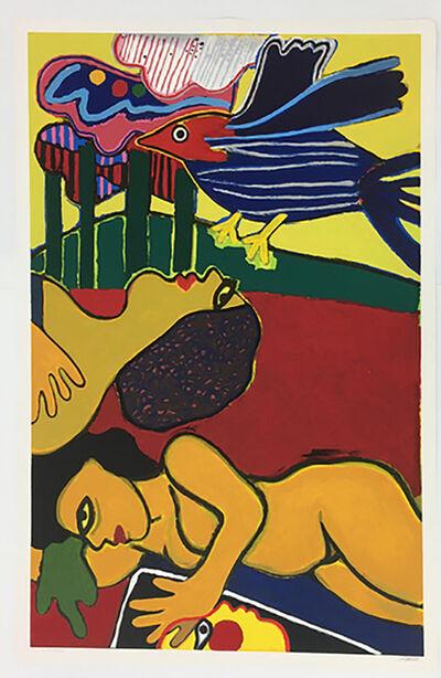 Corneille, 'Deux Femmes', 1991