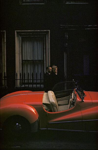 Inge Morath, 'London, England, ', 1953
