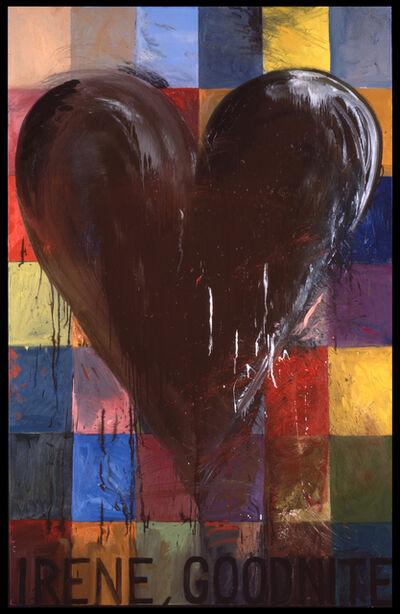 Jim Dine, 'Irene ...', 1993