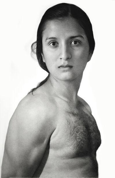 Clio Newton, 'Sasha', 2018