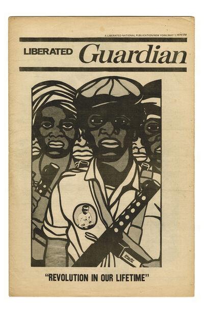 Emory Douglas, 'The Liberated Guardian - May 1, 1970', 1970