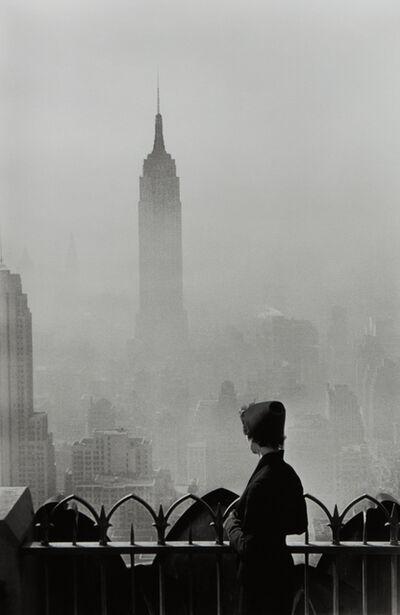Elliott Erwitt, 'New York City', 1955-printed later
