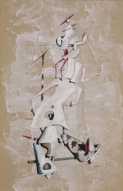 Yves Tanguy, 'La Grue des Sables (Nombre Complexe)', 1946