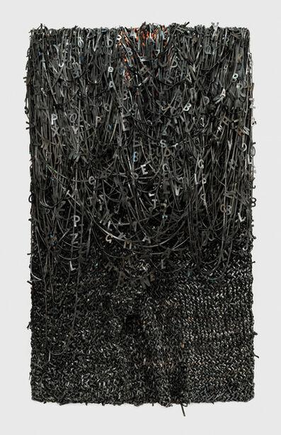 Patrick Bongoy, 'Unravelling III', 2019