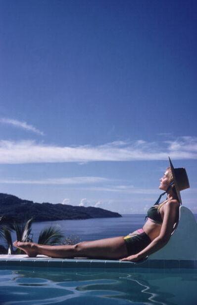 Slim Aarons, 'Between the Sea and Sky', 1960