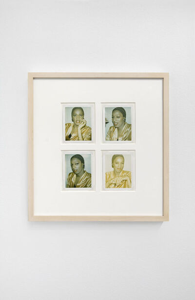 Andy Warhol, 'Wilhelmina Ross (from Ladies and Gentlemen)', 1974