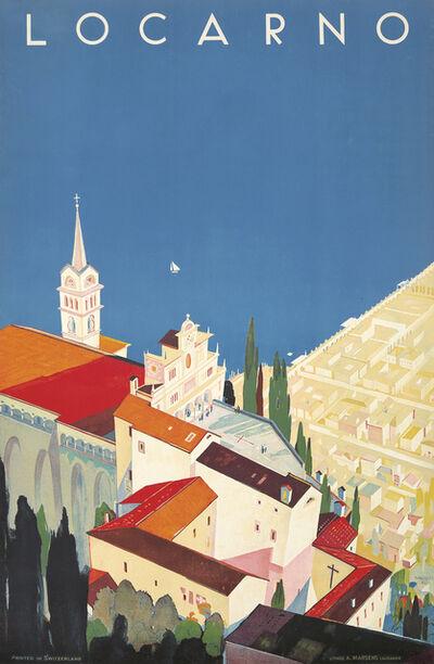 Daniele Buzzi, 'Locarno', 1944