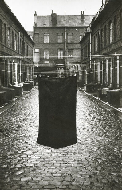 Jean-Philippe Charbonnier, 'The Black Bag, Roubaix, France', 1958, 59/1958, 59
